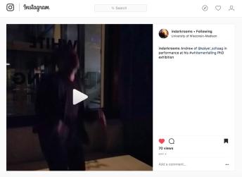 FallingPerformance-MichaelPeterson-Instagram